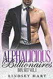 Alphalicious Billionaires Box Set Volume 1