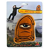 Toy Machine Skateboard Wax - Orange -