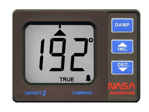 Nasa 523-TAR-FLUX - Electrónica náutica, Color Gris