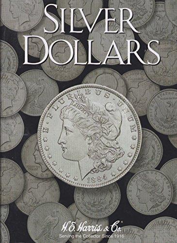 Harris Blank Coin Folder for U.S. Silver Dollars 2665