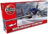 エアフィックス 1/72 アメリカ陸空軍 P-51Dムスタング プラモデル X-1004A
