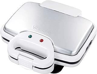 Vitantonio ワッフル&ホットサンドベーカー [ 焼き型2種付き / ホワイト ] VWH-200-W...