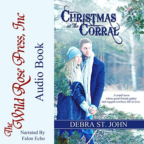 Christmas at the Corral Audiobook By Debra St. John cover art