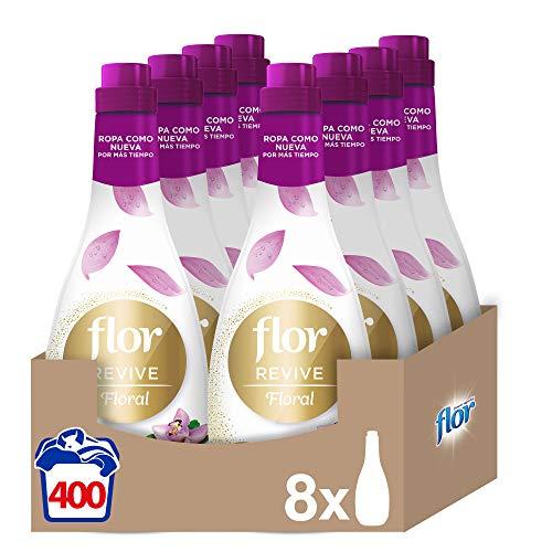 Flor Revive Fragancia Floral - Suavizante Ropa, 8