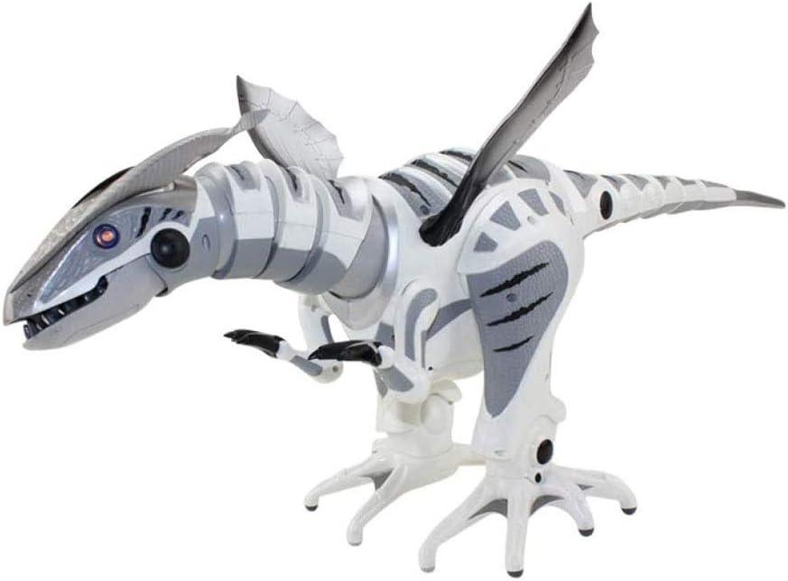 Qin Advanced Overseas parallel import regular item Year-end gift Play Dinosaur Toy Walking Multifunction RC Figu