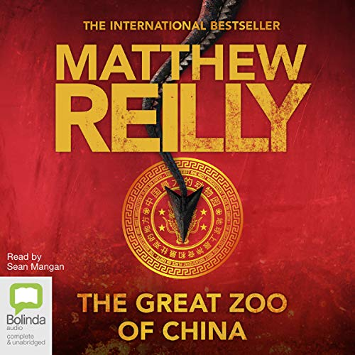 The Great Zoo of China cover art