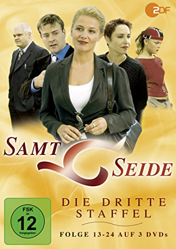 Samt & Seide - Die dritte Staffel (Folge 13-24) [3 DVDs]
