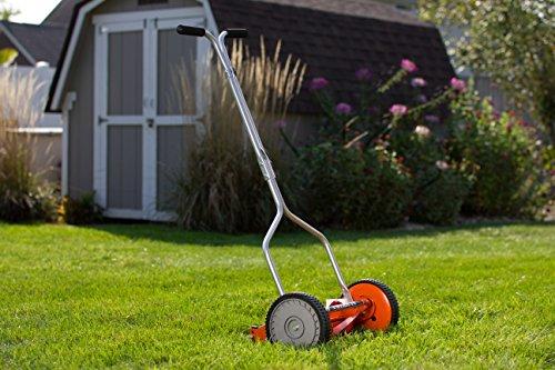 American Lawn Mower 1204-14 14-Inch Deluxe Hand Reel Mower