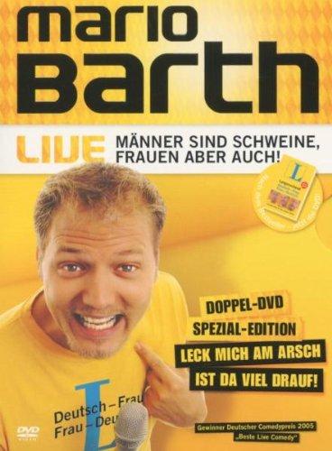 Mario Barth - Männer sind Schweine, Frauen aber auch! [Alemania] [DVD]
