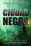 Ciudad Negra: 2 (Las aventuras de Ulises Vidal)