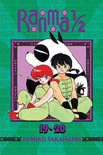 Ranma 1/2 (2-in-1 Edition) Volume 10