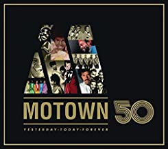 Yesterday Today Forever by Motown 50