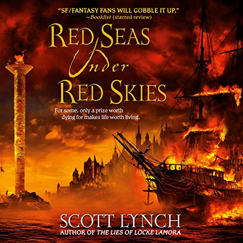 Red Seas Under Red Skies Titelbild