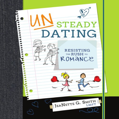Unsteady Dating audiobook cover art