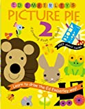 Ed Emberley's Picture Pie Two (Drawing Book Series)