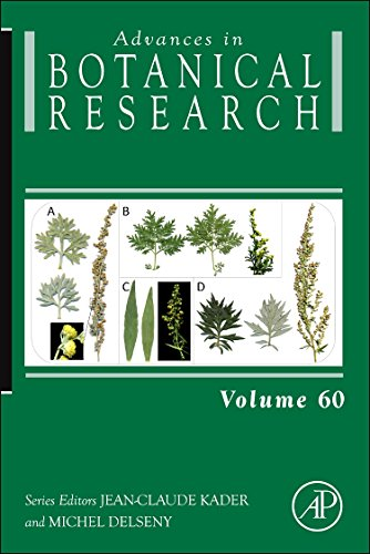 Advances in Botanical Research (Volume 60)