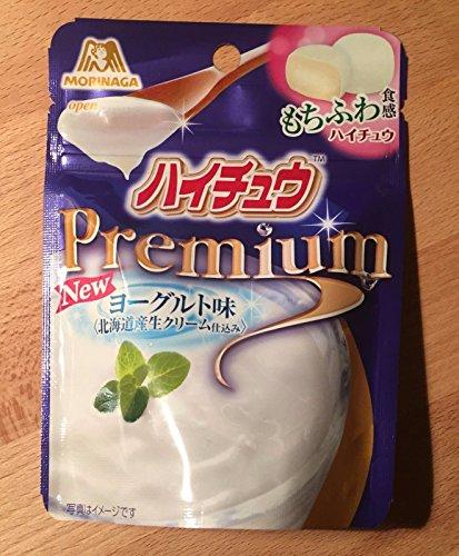 Morinaga Hi Chew Premium Yogurt Taste 35g [Pack of 5]