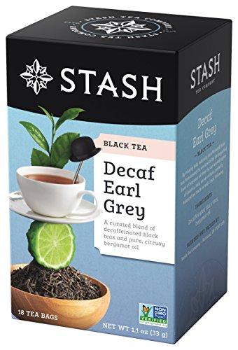 Stash Decaf Earl Grey Tea, Tea , 18 ct