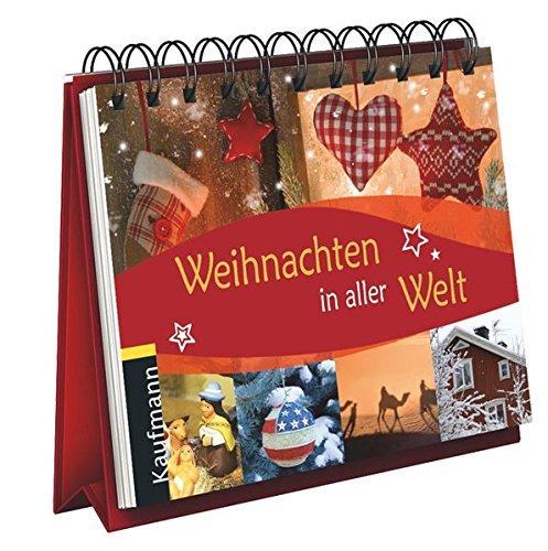 Weihnachten in aller Welt: Aufstell-Adventskalender