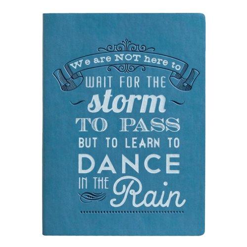 Eccolo Dance in The Rain Writing Journal