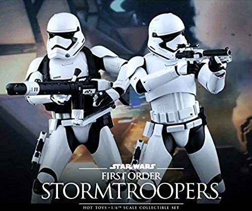 entrega gratis Hot Toys Star Wars First Order Stromtroopers 1 6 Scale Scale Scale 12 Figure 2 Pack Set by Hot Toys  solo cómpralo