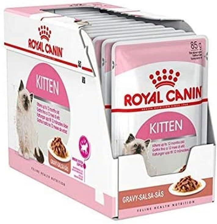 Royal Canin C-58391 Feline Kitten Instinctive - 12 x 85 gr