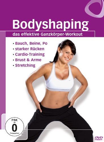 Bodyshaping - Das effektive Ganzkörper-Workout [Alemania] [DVD]