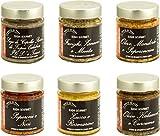 MONTALBANO Sughi Gourmet Miste 6 Vasi - 780 g...