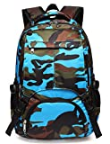 Boys Backpacks for Kids Kindergarten Camo Elementary School Bags Waterproof Lightweight Gifts...