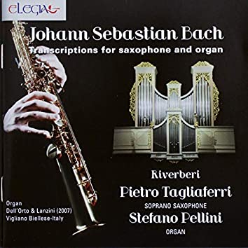 Transcriptions for Saxophone and Organ