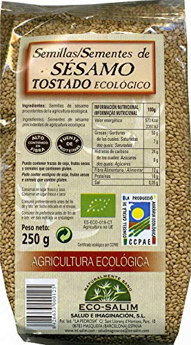 Eco-Salim Sesamo tostato 250 g