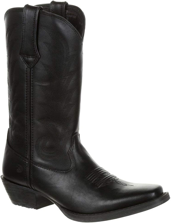 Durango Women's Classic White Western Boot