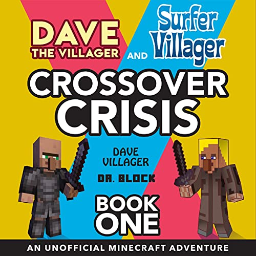 Dave the Villager and Surfer Villager cover art