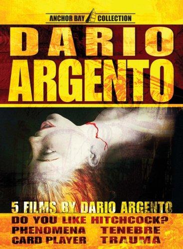 Dario Argento Collection: Phenomena / Tenebre / Do You Like Hitchcock / The Card Player / Trauma