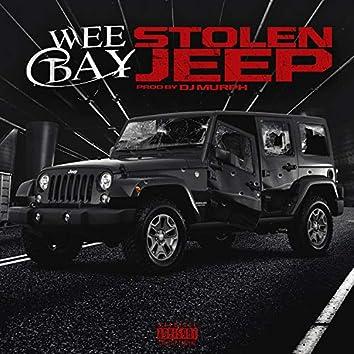 Stolen Jeep