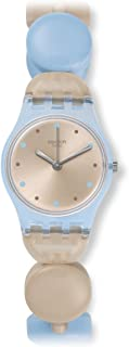 Swatch Women's LL116B Anisette S Year-Round Analog Quartz Mother_of_Pearl Watch