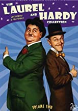 Laurel and Hardy Collection - Volume 2: (A Haunting we Will Go / Dancing Masters / Bullfighters)