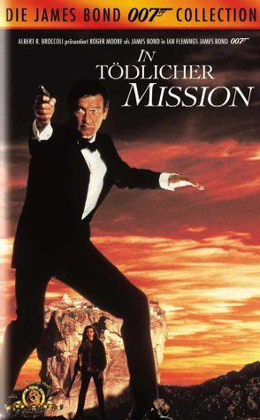 DVD James Bond 007 - In tödlicher Mission