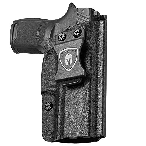IWB KYDEX Holster Custom Fit: Sig Sauer P320 Compact / P320...
