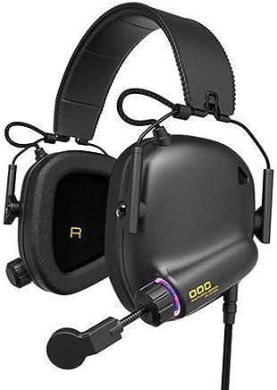 Gaming Headset per PS4, 7.1 Surround Sound con Microfono Riduzione del Rumore, E-Sports Competizione Professionale Cuffie Speciali Nero - Trova i prezzi più bassi
