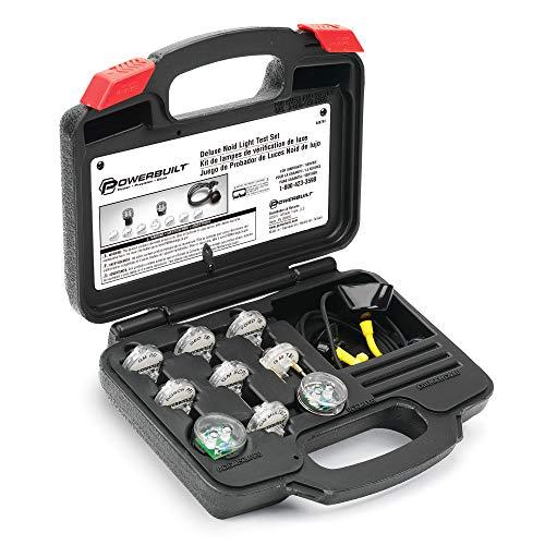 Alltrade 648745 Kit 33 Deluxe Fuel Injection Test Noid Light Tool Set