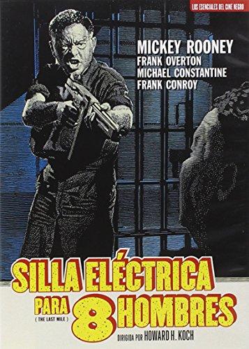 Silla eléctrica para 8 hombres (The Last Mile) [DVD]