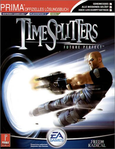 Time Splitters Future Perfect - Lösungsbuch