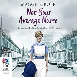 Not Your Average Nurse cover art