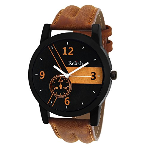 Vego Analogue Brown Dial Women's Watch - VG1000