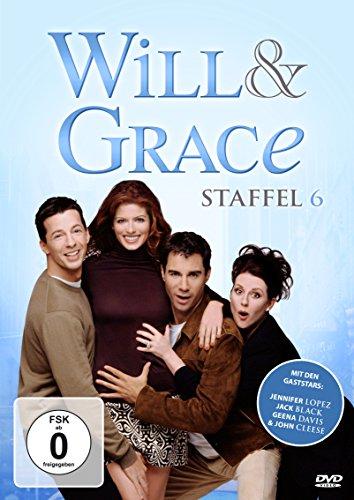 Will & Grace - Staffel 6 (4 DVDs)