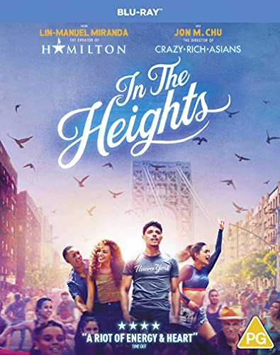 In The Heights [Blu-ray] [2021] [Region Free]