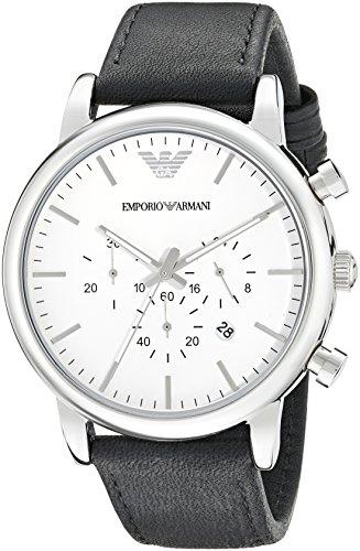 emporio armani classic watch - 4