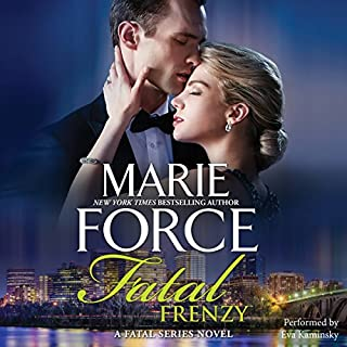 Fatal Frenzy audiobook cover art