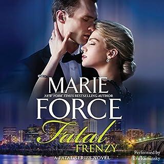 Page de couverture de Fatal Frenzy